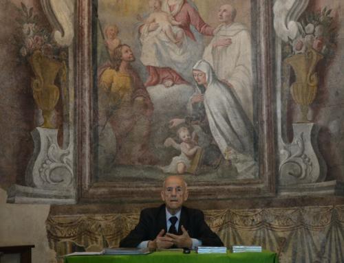 Incontro con Tullio Barbato all'Oratorio di San Protaso