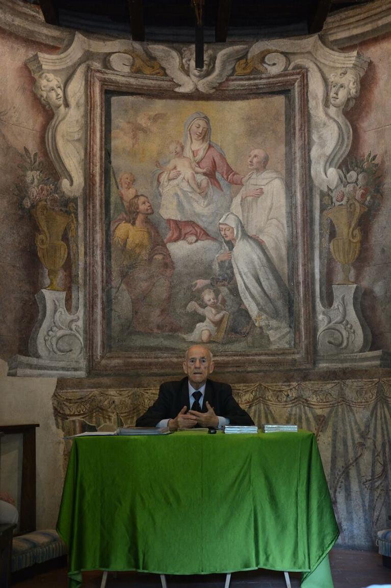 Tullio Barbato a San Protaso