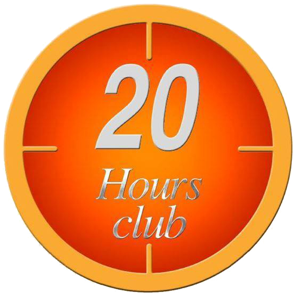 20Hours Club Tolstoi logo