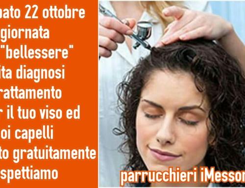 Visita e diagnosi gratuita viso e capelli